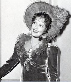 The Firefly (Jeanette MacDonald) - ARM Collection. (JMIFC Estate)