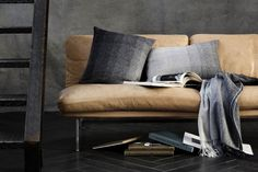 Design Cove offers modern furniture, Scandinavian design objects, art photography and prints, contemporary decor and accessories. Wool Pillows, Throw Cushions, Modern Furniture, Furniture Design, Home Decor Sites, Cushions Online, Decorating Blogs, Contemporary Decor, Interiors