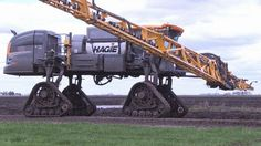 "Machine Pix on Twitter: ""Hagie STS 12 agricultural machine with ..."
