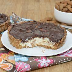 Almond Joy Tart