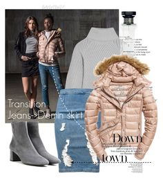 """""""The Cover Up – Jackets by Superdry: Contest Entry"""" by missfaithfully ❤ liked on Polyvore featuring Superdry, Iris & Ink, Frame Denim, Givenchy, Fuji and Prada"""