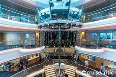 Empress of the Seas Atrium Bahamas Cruise, Cruise Port, Caribbean Cruise, Southern Caribbean, Royal Caribbean, Bayonne Bridge, Empress Of The Seas, Hamilton Bermuda, Celebrity Summit