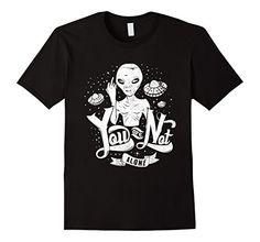 You are Not Alone - Funny T-Shirt Alien - Male Large - Black FloozMerch http://www.amazon.com/dp/B016JHH7N0/ref=cm_sw_r_pi_dp_AIynwb0WMPTJ0