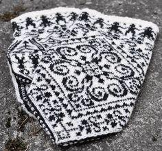 Ravelry: Project Gallery for 1. Herrevott / Man's mitten pattern by Rauma Designs