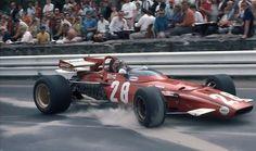 1970 Ignazio Giunti (Ferrari 312B)