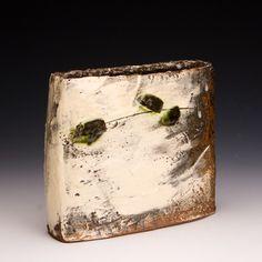 Pocket Vase- Michael Hunt and Naomi Dalglish http://bandana-pottery.myshopify.com/