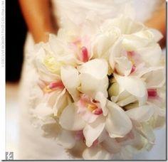 My lovely hawaiian wedding bouquet