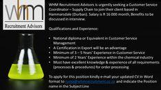 WWW.whmrecruitmentadvisors.co.za