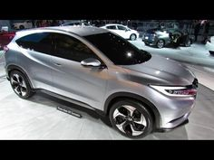 2014 Honda Urban SUV concept