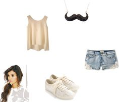 """3"" by swaggirl21 on Polyvore"