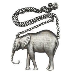 Elephantastic Necklace