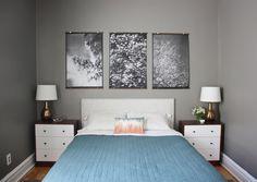 Marti & Jarrod's Graphic Modern Home