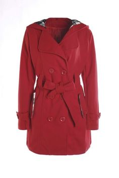 GET $50 NOW | Join RoseGal: Get YOUR $50 NOW!http://www.rosegal.com/coats/stylish-hooded-double-breasted-long-214564.html?seid=7849858rg214564