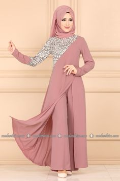 Pakistani Dress Design, Pakistani Dresses, Abaya Fashion, Fashion Dresses, Hijab Gown, Hijab Fashionista, Abaya Designs, Techniques Couture, Fashion Design Drawings