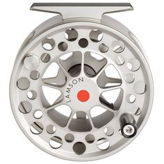 Lamson Guru 3 Fly Fishing Reel - 7/8wt - Save 21%