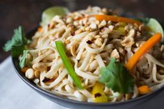 Portable Recipe: Cold Noodle Salad with Creamy Peanut Sauce  combine the peanut butter, soy sauce, vinegar, sesame oil, and 1/4 cup hot cooking broth and whisk vigorously until mixed. (It will be quite thick.) Toss the peanut sauce with the noodles until coated. Stir in additional hot cooking broth — a few splashes at a time — until the dish is smooth and creamy