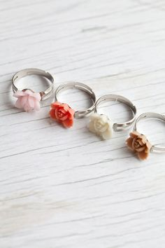 Lotus Flower Ring for this spring