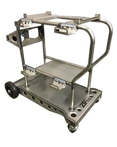 Premium weld-it-yourself MIG and TIG welding carts for Miller, Lincoln, Hypertherm, and more.