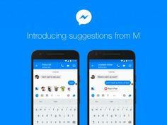 Facebook integra desde ya a su nuevo asistente M dentro de las conversaciones en Messenger