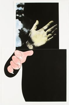 John Baldessari Two Hands