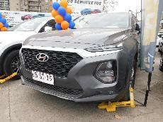 Photo 1 Hyundai Santa Fe Sport Custom Wheels Niche Apex M126