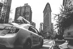 https://flic.kr/p/GNKdV3 | Flatiron Scene NYC | Street-side in New York City, with the iconic Flatiron building taking center stage... Twitter | Instagram | Facebook | Website | Shop