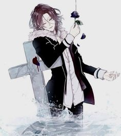 Diabolik Lovers (More Blood)- Laito #Anime #Game #Otome