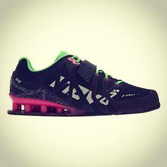 Women's #inov8 FastLift 315 oly shoe!