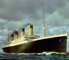 Renato Curse: Titanic: 100 anos do naufrágio