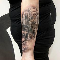 @sonjaobermoser Forest Tattoos, Portrait, Art, Art Background, Men Portrait, Kunst, Gcse Art, Paintings, Portraits