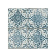 Drawing inspiration from the 12th century, these large format encaustic effect tiles capture the essence of the Mediterranean with their intricate detailing. Add structure by mixing plain and patterned tiles to create a feature floor or wall that is guaranteed to bring elegance to your interior scheme. With its beautiful intricate design, FS York is ideal for creating a real style statement in your home. Inspired by vintage and industrial style, this on trend tile combines both style and ...