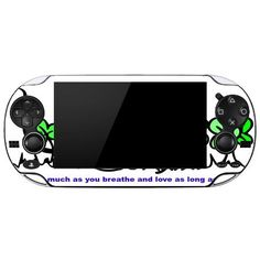 Sticker Skin Print Laughing Mouse Play Mice Quote Printed Design Playstation Vita Vinyl Decal Sticker Skin by Smarter Designs * Visit the image link more details. Note:It is affiliate link to Amazon.