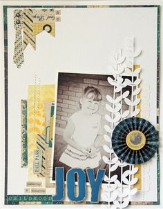 ~childhood joy~ - Club CK - The Online Community and Scrapbook Club from Creating Keepsakes