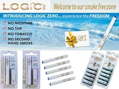 Cigarette smoking is injurious to health. But, it is not easy to quit smoking. Instead of that, you can use nicotine-free electronic cigarette that is offered by Logic Ecgics. Order today! You will come to know about the result within few days.