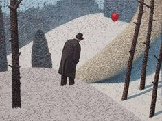 Catto Gallery | Mark Edwards Solo Exhibition 2016 | Finding the Balloon