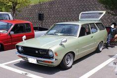 Datsun Sunny Van 210   Lowered, Stance, JDM