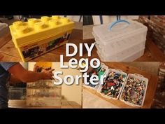 DIY Lego Sorter Testing - YouTube