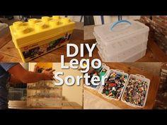 DIY Lego Sorter Testing - YouTube