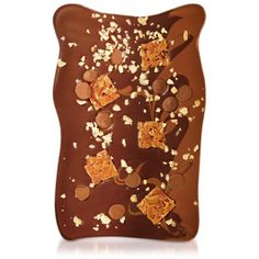 Giant caramel #chocolate slab! View our full Father's Day range on our website: http://www.hotelchocolat.com/uk/shop/gift-ideas/fathers-day #gifts  #fathersday #dad