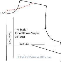 How to Draft a Boatneck (or Bateau) Neckline - Patternmaking http://www.clothingpatterns101.com/boatneck.html