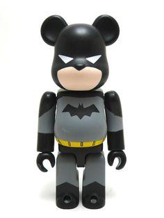 Bearbrick (wydanie *Be@rbrick*) jest zabawką kolekcjonerską zaprojektowaną i wyprodukowaną przez japońską firmę *Medicom Toy Incorporated*. Nazwa poch