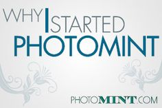 How PhotoMint Started