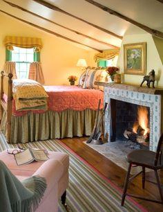 Very sweet and cozy bedroom