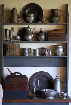 Amazingly Austere American Farmhouse By Phoebe Troyer Ideas No 13 (Amazingly Austere American Farmhouse By Phoebe Troyer Ideas No design ideas and photos Decor, Furniture, Primitive Decorating, American Farmhouse, Country Decor, Primitive Homes, Home Decor, Colonial Decor, Pewter Cupboard