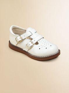 Footmates - Toddler's & Girl's Danielle English Sandals - Saks.com
