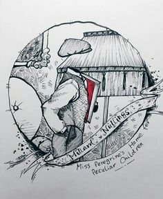 Miss Peregrine's home for peculiar children. Millard Nullings.