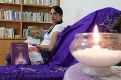Maria Laura Garcia Packer festeja o pioneirismo da Casa de Yoga, que completa 25 anos em Joinville - Notícias do Dia Online