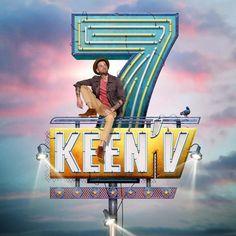 """Deux ans après sa dernière tournée, Keen'V annonce une série de concerts à Paris et dans toute la France en 2018, pour présenter son nouvel album """" 7 """"..."""