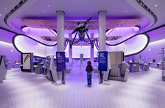 Gallery of Inside Zaha Hadid Architects' Mathematics Gallery for the London Science Museum - 6
