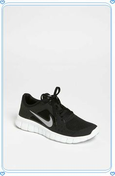 Nike 'Free Run 3' Sneaker (Baby, Walker, Toddler & Little Kid) | Nordstrom - Cute shoes for when baby girl can walk!     shoes2015.com offer #cheapest #nike #frees for 53% off -nike free run 3, nike free 3.0, nike 3.0
